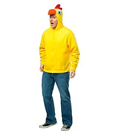 Chicken Hoodie Adult Costume