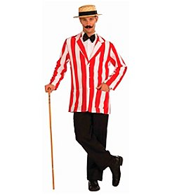 Roaring 20's Old Time Jacket Adult Costume