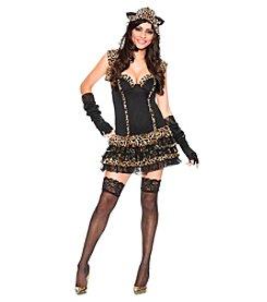 Me-oww Leopard Adult Costume