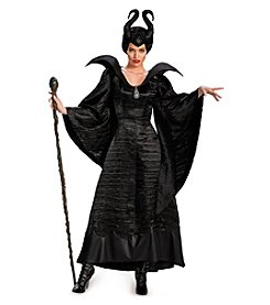 Disney® Maleficent® Deluxe Black Gown Adult Costume