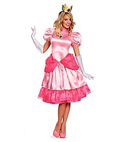 Super Mario Bros®Deluxe Princess Peach Adult Costume