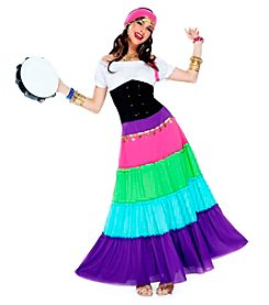 Renaissance Gypsy Adult Costume