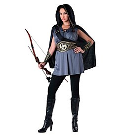 Huntress Plus Adult Costume