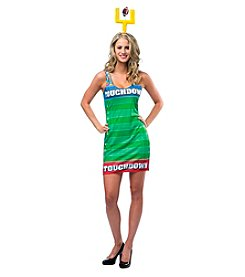 Touchdown Tank Dress Adult Costume