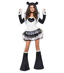 Fever Panda Adult Animal Costume