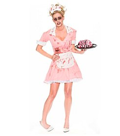 Zombie Waitress Adult Costume