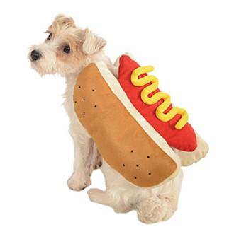 Hot Diggity Dog Pet Costume