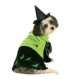The Wizard Of Oz® Wicked Witch Of The West Witch Dog Costume