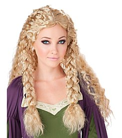 Warrior Princess Blonde Wig