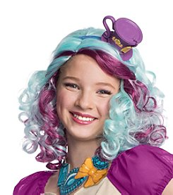 Ever After High™ Madeline Hatter Wig with Headpiece