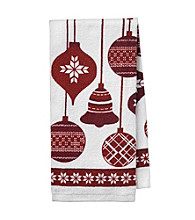 Ritz™ Chalet Ornament Kitchen Towel