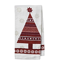 Ritz™ Chalet Tree Kitchen Towel