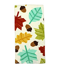 Ritz™ Modern Leaves All Over Kitchen Towel