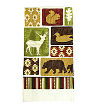 Ritz™ Lodge Patchwork Kitchen Towel