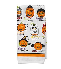 Ritz™ Pumpkin Parade Kitchen Towel