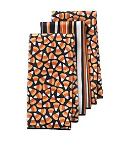 Ritz™ Candy Corn 3-pk. Kitchen Towels