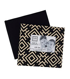 MKT@Home 4x6''Global Geometric 2-pk. Photo Albums