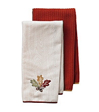 Ritz™ Maple Leaf 2-pk. Microfiber Kitchen Towels