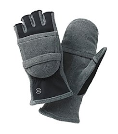 Isotoner® SignatureHybrid Convertible Fingerless Gloves