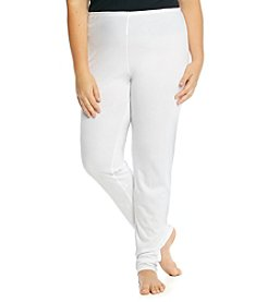 Cuddl Duds® Tailored Softwear Plus Size Leggings