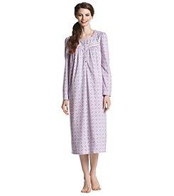 Aria® Fleece Ballet Gown - Lavender Geo