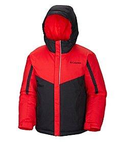 Columbia Boys' 4-16 Stun Run Jacket *