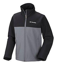 Columbia Boys' 8-20 Ascender Softshell Jacket