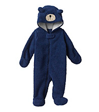 Cuddle Bear® Baby Boys' Teddy Fleece Pram