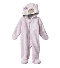 Cuddle Bear® Baby Girls' Teddy Fleece Pram