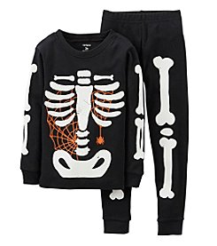 Carter's® Boys' 12M-7 2-pc. Skeleton Print Pajamas