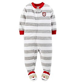 Carter's® Baby Boys' Striped Santa Blanket Sleeper