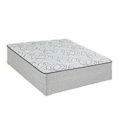 Sealy® Tuberose Plush Mattress & Box Spring Set