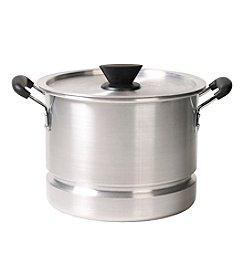 Casa Maria® 12-qt. Aluminum Stock Pot and Steamer