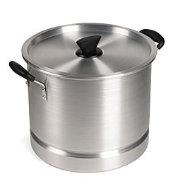 Casa Maria® 24-qt. Aluminum Stock Pot and Steamer
