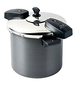 Denmark 8-qt. Deluxe Hard Anodized Pressure Cooker