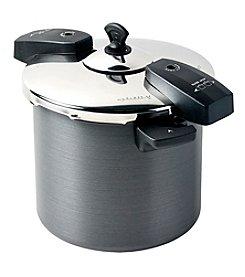 Denmark 8-qt. Deluxe Hard Anodized Pressure Cooker