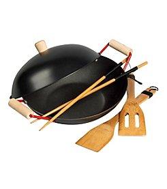 Infuse® 5-pc. Carbon Steel Stir Fry Set