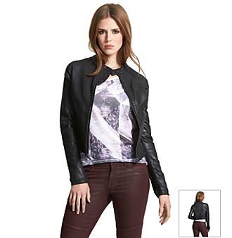 e64187a2c UPC 704624239708 - KIIND OF Rogue Indigo Knit Coated Denim Jacket ...