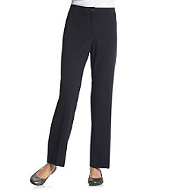 Briggs New York® Solid Slimming Solution Pants