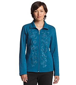 Breckenridge® Front Panel Embroidered Jacket