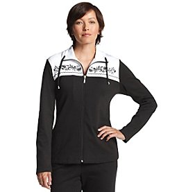 Breckenridge® Yoke Embroidered Jacket