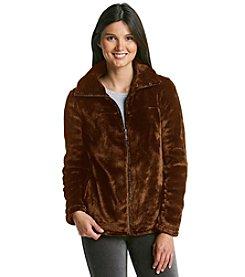 Exertek® Petites' Mink Spread Collar Jacket
