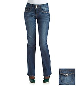 Democracy Embellished Bootcut Jean