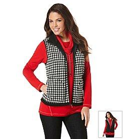 Rafaella® Petites' Reversible Vest