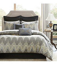 Madison Park™ Paxton 12-pc. Jacquard Comforter Set