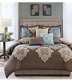 Madison Park™ Monroe 6-pc. Duvet Set