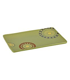 Rachael Ray® Circles and Dots Rectangular Platter