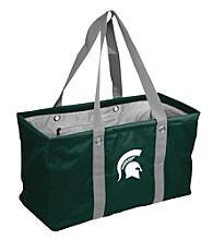 Michigan State University Logo Chair Picnic Caddy