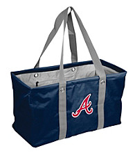 Atlanta Braves Logo Chair Picnic Caddy