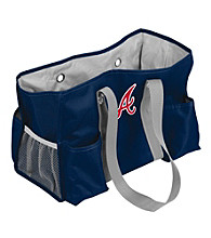 Atlanta Braves Logo Chair Junior Caddy